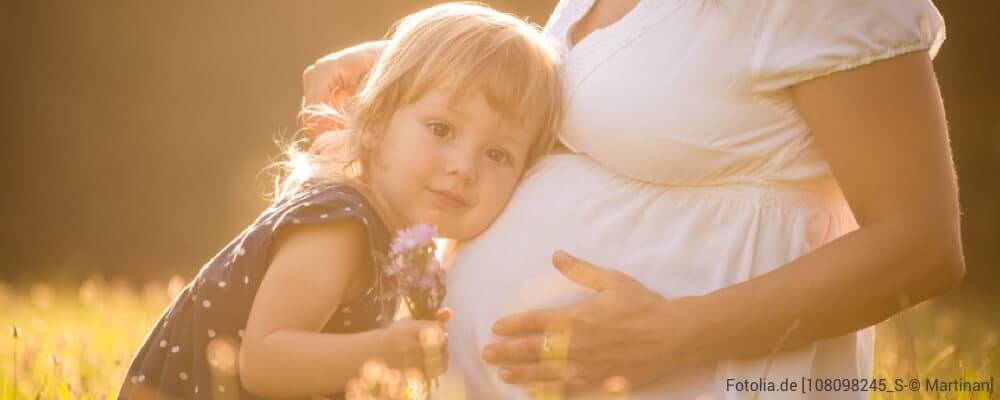 Homöopathie während der Schwangerschaft