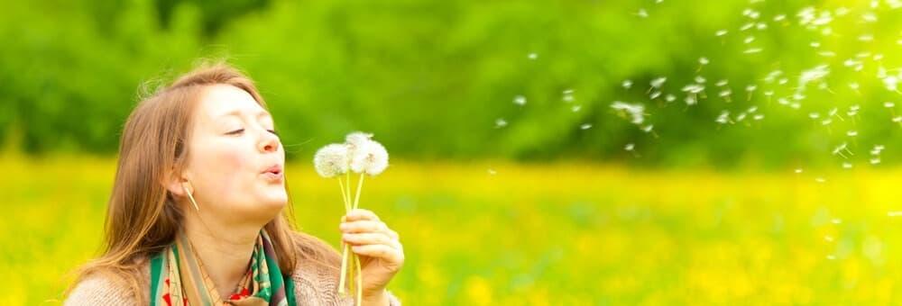 Abbildung zu Heuschnupfen/ allergischer Schnupfen