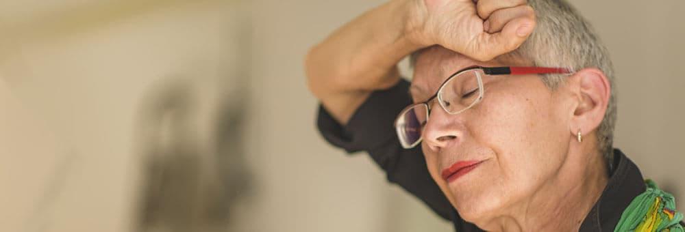 Abbildung zu Kopfschmerzen/ Migräne