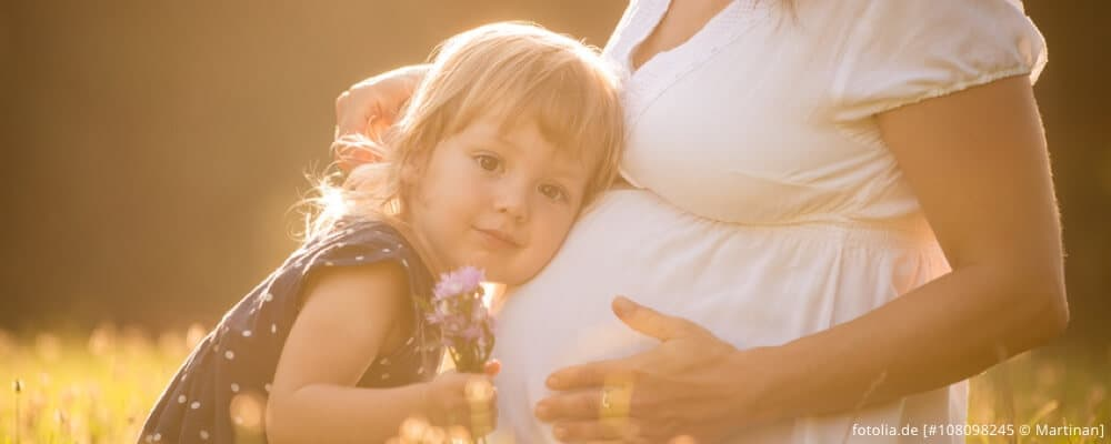 Abbildung zu Schwangerschaft/Geburt