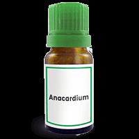 Abbildung des homöopathischen Einzelmittels Anacardium