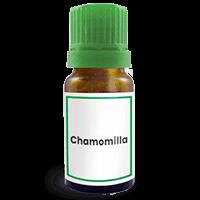 Abbildung des homöopathischen Einzelmittels Chamomilla