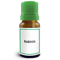 Abbildung des homöopathischen Einzelmittels Robinia